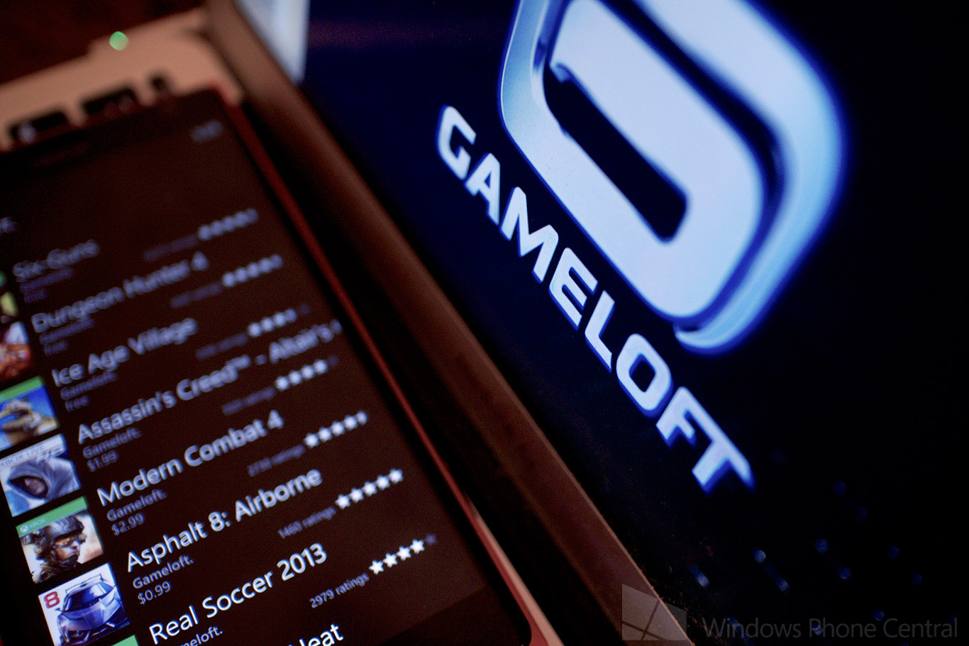 Gameloft restructure hits bottom line